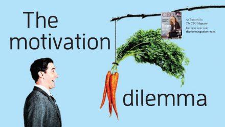 The Motivation Dilemma
