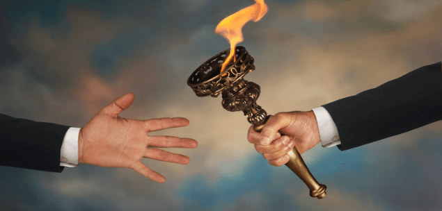 Business Founders Might Need to Entertain Passing the Torch to New Growth Enablers