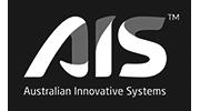Australian Innovative Systems Black White