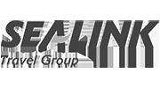 Sealink Travel Group Black White
