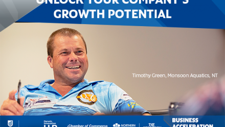 Media Release | Unlocking Potential of Territory Small Businesses